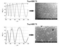 Проведено исследование газоабразивной износостойкости пленок карбонитридов кремния SiCxNyHz и бора BCxNy, полученных в процессах химического осаждения из газовой фазы.