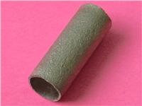 Магнитно-импульсным прессованием нанопорошка с последующим спеканием получены тонкостенные трубчатые изделия из иридия с размером кристаллитов 180 нм и относительной плотностью 98%.