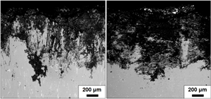 Effects of severe plastic deformation by isothermal сryorolling at a temperature of liquid nitrogen with a strain of e~2 and subsequent natural and artificial aging on the evolution of structure, hardness and resistance to intergranular corrosion (IGC) of the preliminary quenched D16 aluminum alloys of conventional and Zr modified compositions, were investigated. It was concluded that the main factors, determining the alloy microstructure changes, mechanical and corrosion behavior, are the volume fraction and morphology, and spatial distribution of second phases - excess phases and precipitates.