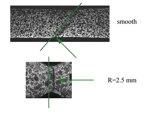 The results of experiments on tension of the Ti-6Al-4V alloy in the range of strain rates from 0.1 to 1000 1 / s under uniaxial and complex stress states are presented. It was found that Ti-6Al-4V alloy exhibits a transition in fracture behavior from ductile to brittle at the stress state triaxiality parameter range from 0.44 to 0.497.