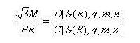 Соотношение регистрируемых в эксперименте силовых параметров (осевого усилия и крутящего момента) и заданных кинематических параметров (скорости растяжения и скорости кручения), коэффициента скоростной чувствительности материала и угла сближения между векторами напряжения и скорости деформаций на поверхности образца при сложном нагружении.